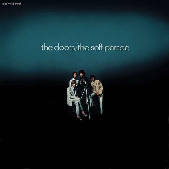 Doors The Soft Parade LP 0