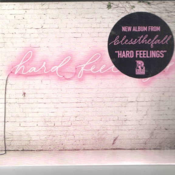 Blessthefall Hard Feelings LP 2018