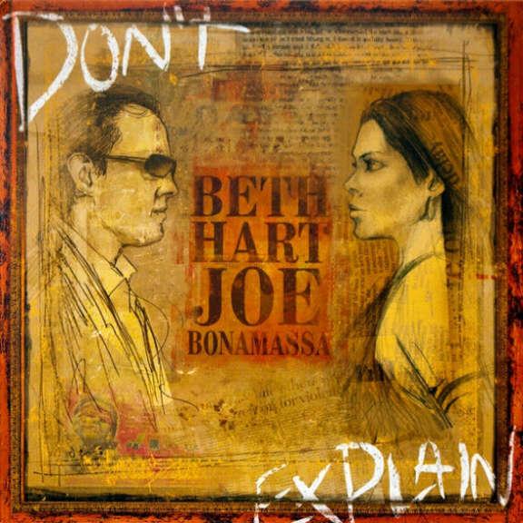 Beth Hart And Joe Bonamassa Don't Explain LP 0