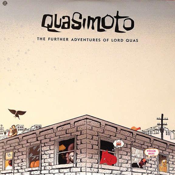 Quasimoto The Further Adventures Of Lord Quas LP 0