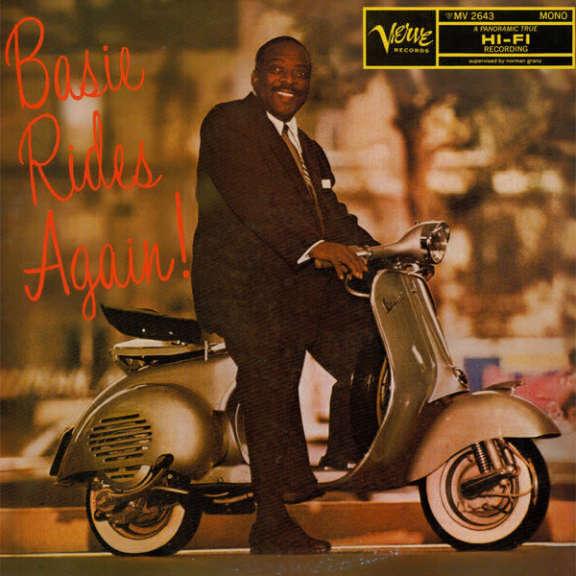 Count Bassie Basie Rides Again LP 0