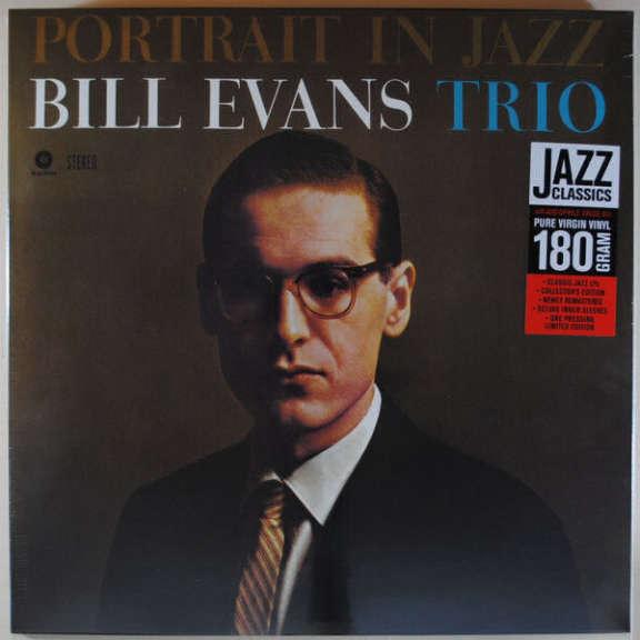 Bill Evans Trio Portrait In Jazz LP 0