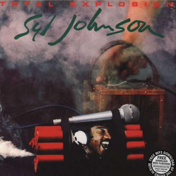 Syl Johnson Total Explosion LP 0