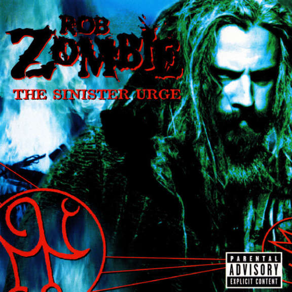 Rob Zombie The Sinister Urge LP 0