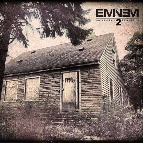 Eminem The Marshall Mathers  LP 0