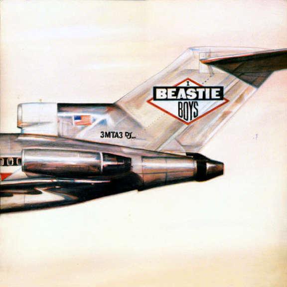 Beastie Boys Licensed To Ill LP 2016