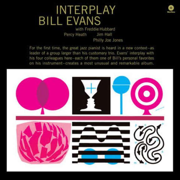 Bill Evans Interplay LP 2014