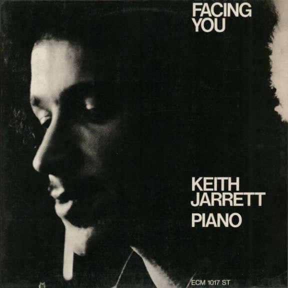 Keith Jarrett Facing You LP 2011