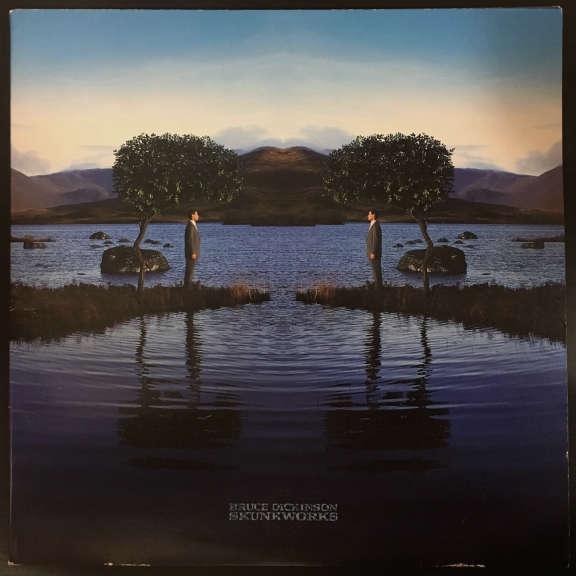 Bruce Dickinson Skunkworks LP 1996