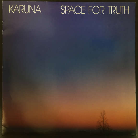 Karuna Space for Truth LP 1990