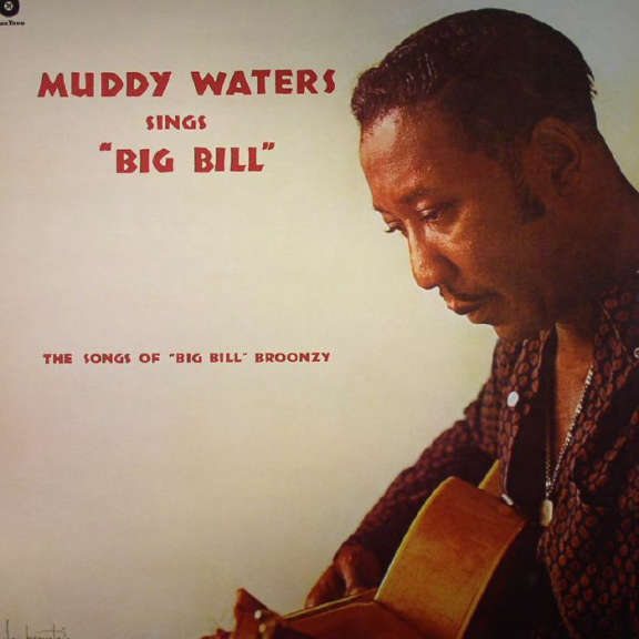 """Muddy Waters Muddy Waters Sings """"Big Bill"""" LP 2014"""