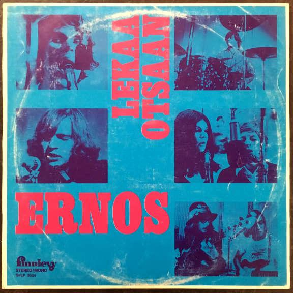 Ernos Lekaa Otsaan  LP 1970