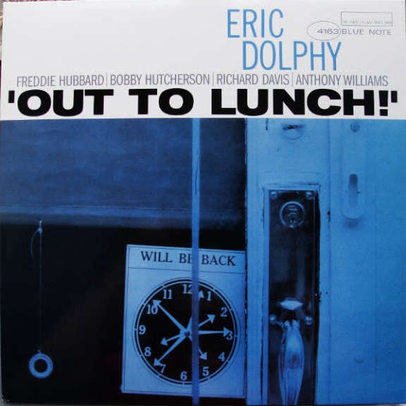 Eric Dolphy Out to Lunch LP 2007