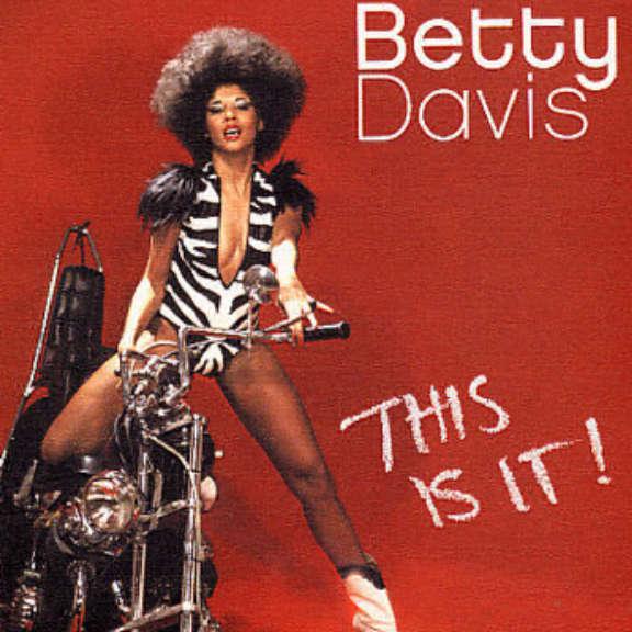 Betty Davis This Is It! LP 2005
