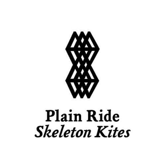 Plain Ride Skeleton Kites LP 0