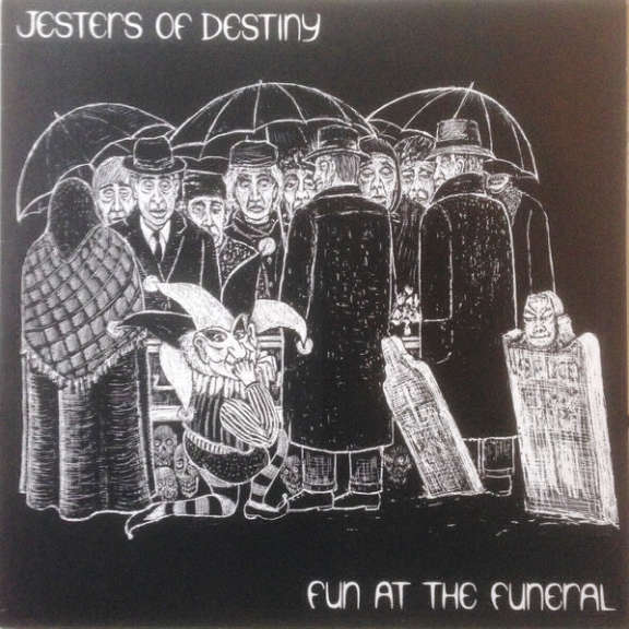 Jesters Of Destiny Fun At The Funeral LP 0