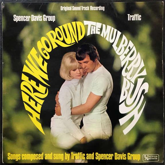 Spencer Davis Group / Traffic Here We Go 'Round The Mulberry Bush LP 1968