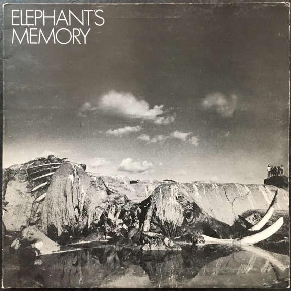 Elephant's Memory  Elephant's Memory LP 1972