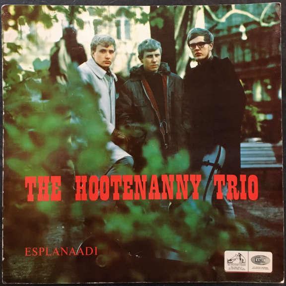 Hootenanny Trio Esplanaadi LP 0