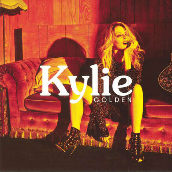 Kylie Minogue Golden LP 2018