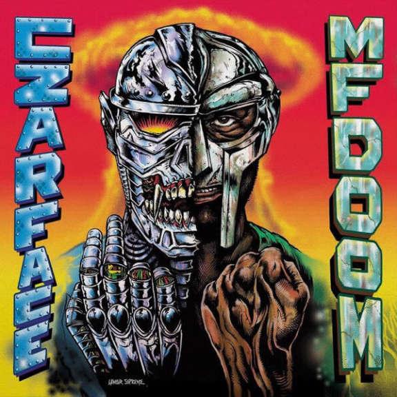 Czarface & MF Doom Czarface Meets Metal Face LP 2018