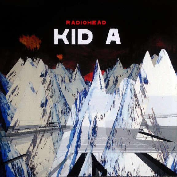 Radiohead Kid A LP 2016