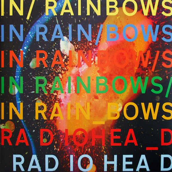 Radiohead In Rainbows LP 0