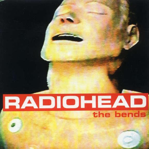Radiohead The Bends LP 2016