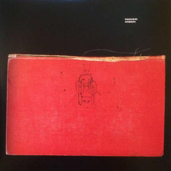 Radiohead Amnesiac LP 2016