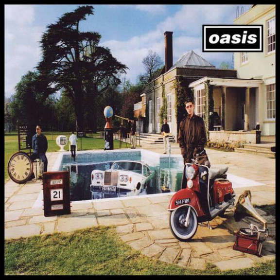 Oasis Be Here Now LP 2016