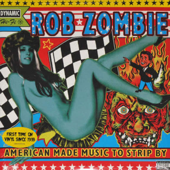 Rob Zombie American Made Music To Strip By LP 2018