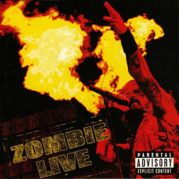 Rob Zombie Zombie Live LP 2018