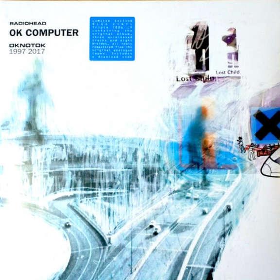 Radiohead OK Computer OKNOTOK 1997 2017  LP 2017