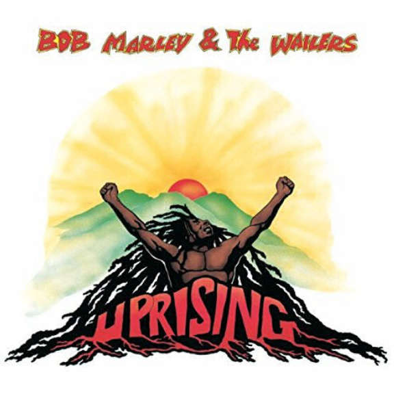 Bob Marley Uprising LP 0