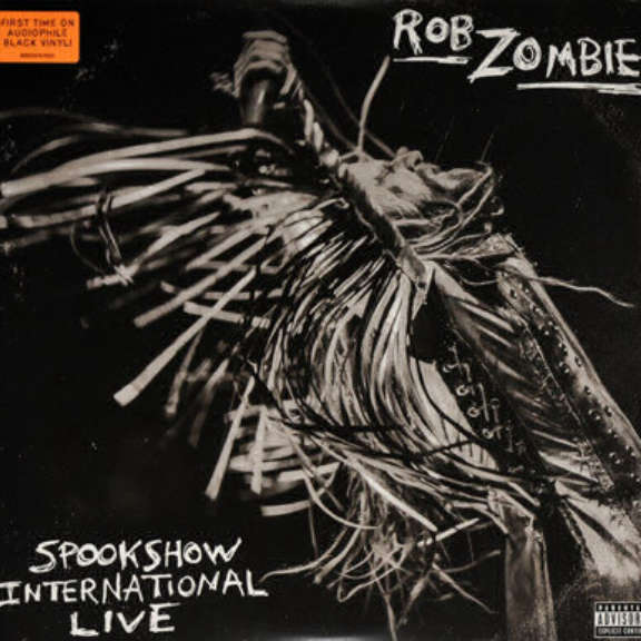 Rob Zombie Spookshow International Live LP 2018