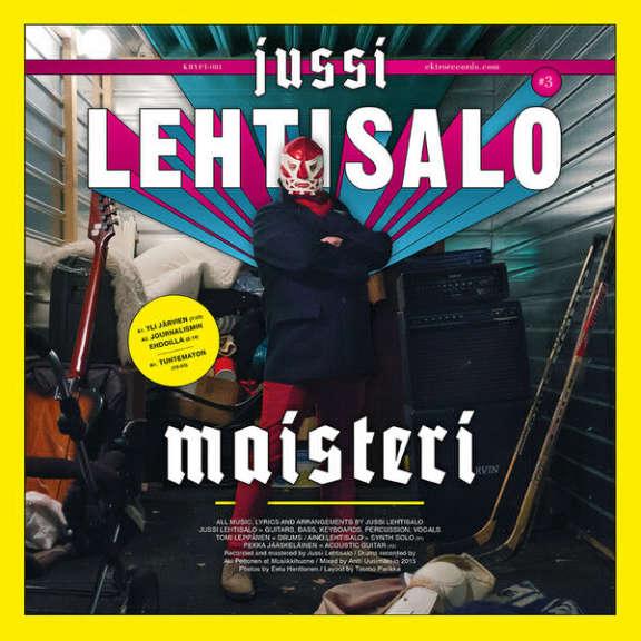Jussi Lehtisalo Maisteri LP 0