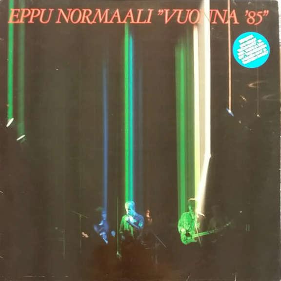 Eppu Normaali Vuonna '85 LP 0