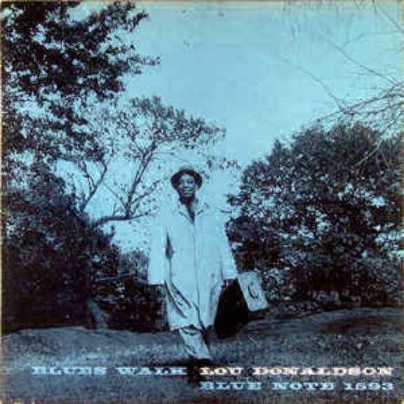 Lou Donaldson Blues Walk LP 2017