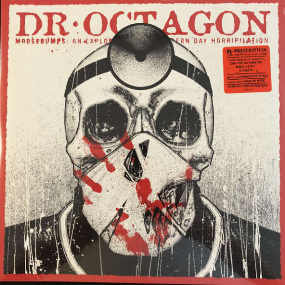Dr Octagon Moosebumps: An Exploration Into Modern Day Horripilation LP 2018
