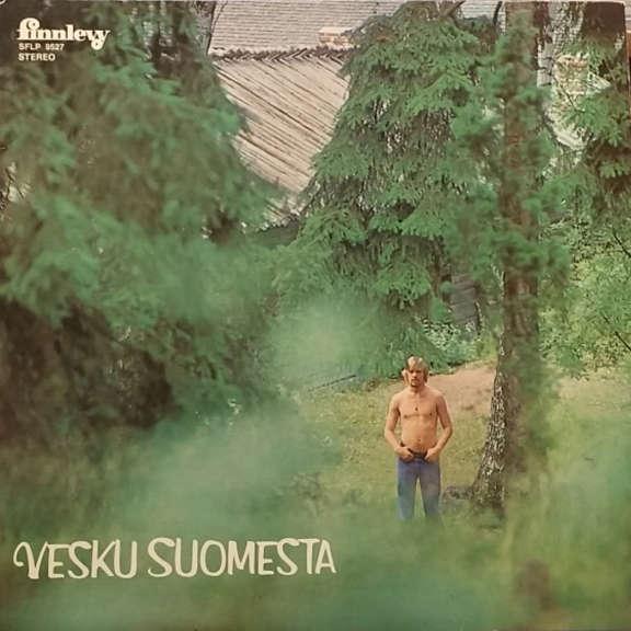 Vesa-Matti Loiri Vesku Suomesta LP 0