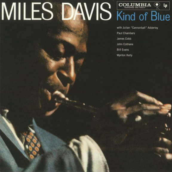 Miles Davis Kind of Blue LP 2013