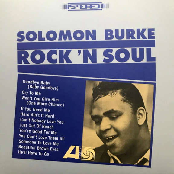Solomon Burke Rock 'n Soul LP 2017