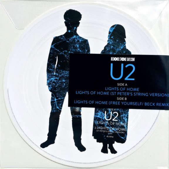 U2 Lights Of Home (RSD 2018) LP 0