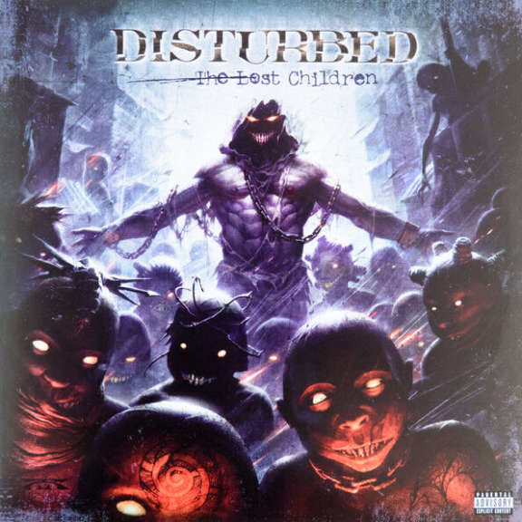 Disturbed The Lost Children (RSD 2018) LP 2018