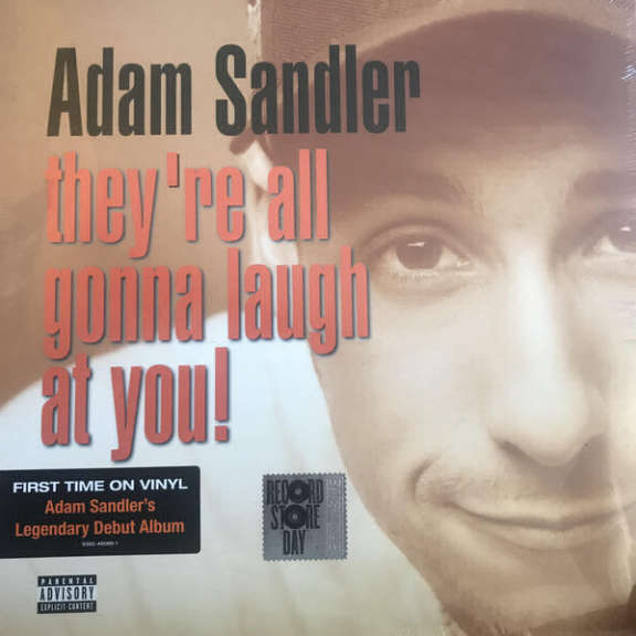Adam Sandler They're All Gonna Laugh At You! (RSD 2018) LP 2018