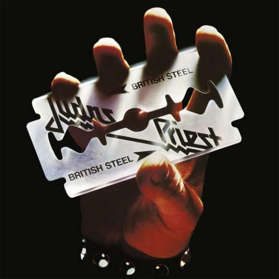 Judas Priest British Steel LP 2017