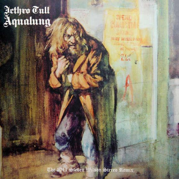 Jethro Tull Aqualung LP 2015