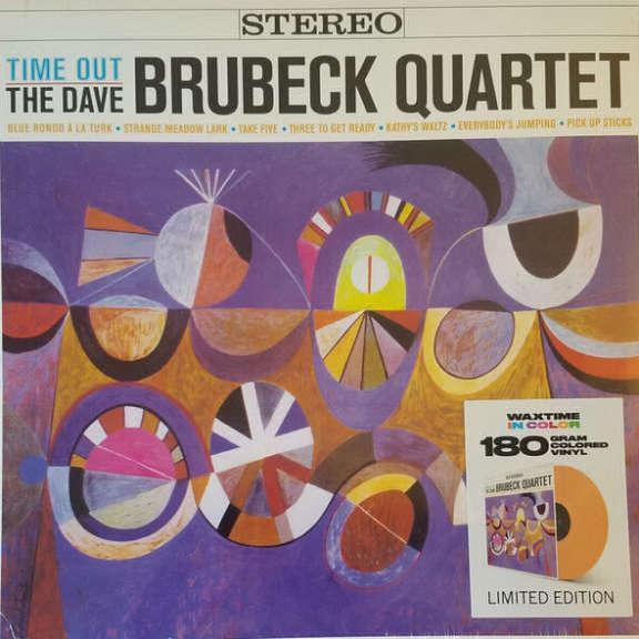 Dave Brubeck Quartet Time Out (Coloured vinyl) LP 2018