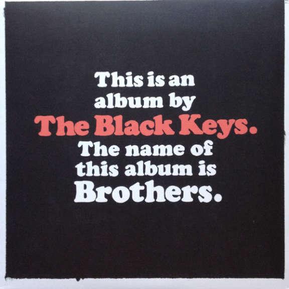 Black Keys Brothers LP 0