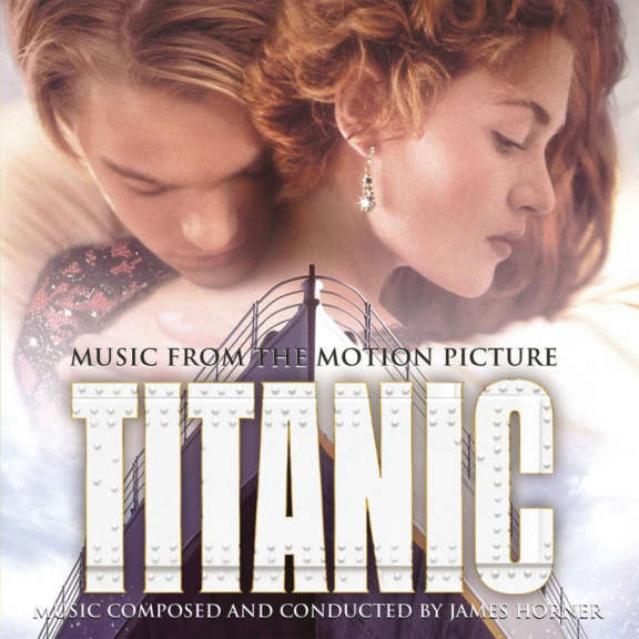 Various TITANIC OST  LP 2018